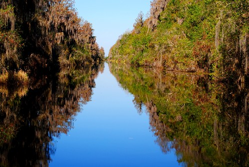 Going Down the Suawnee Canal