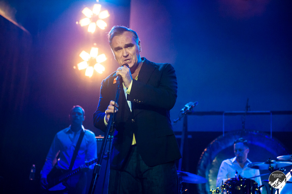 13961412508 5dc6fb2a75 o Live Review: Morrissey and Kristeen Young at The Observatory OC 5/8/14