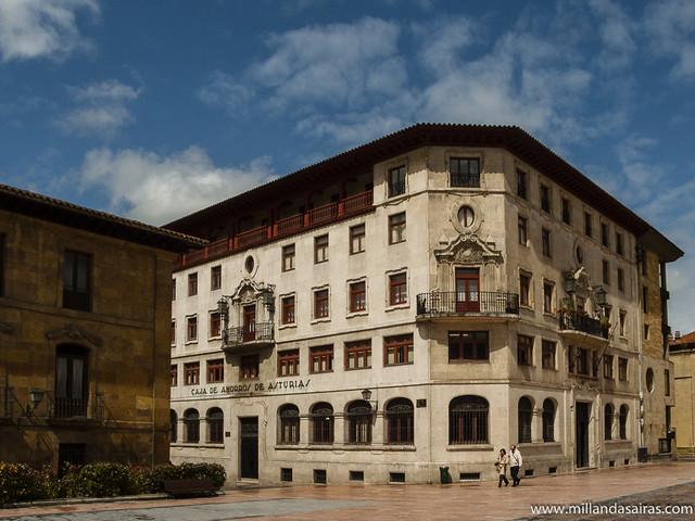 Edificio Cajastur