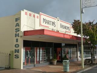 Martin's Fashions, Inglewood