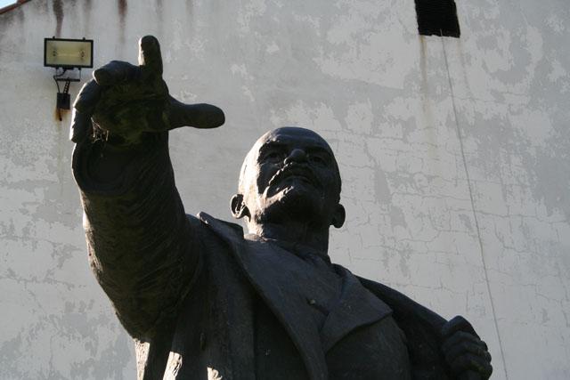 Vladimir Ilich. © Paco Bellido, 2005