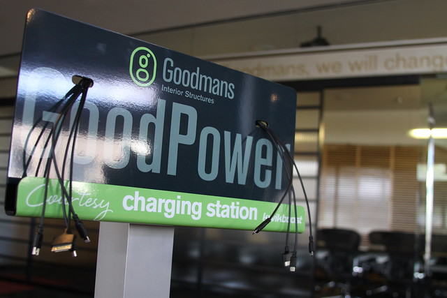 Goodmans Good Power Charging Station
