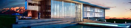 Casa de Uco inauguró un hotel de lujo y sumará una bodega