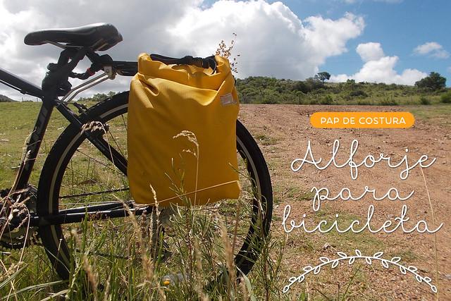 Alforje para bicicleta