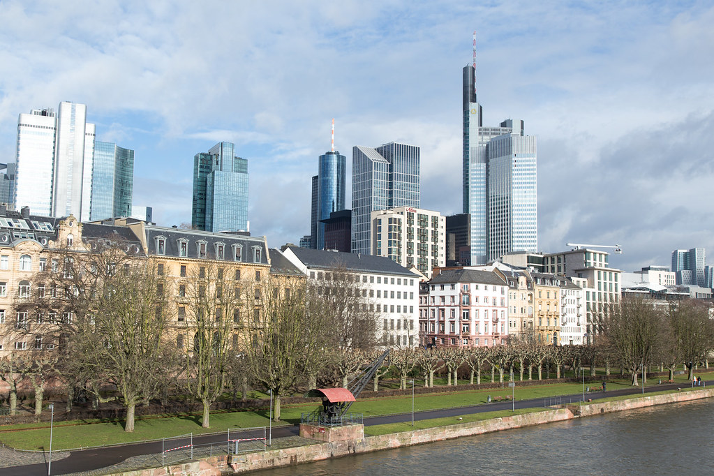 A weekend in Frankfurt
