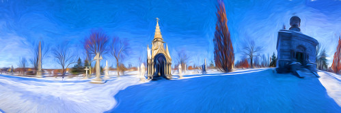 world park new york old blue winter sky panorama white snow newyork abstract tree monument nature beautiful beauty cemetery grave graveyard stone museum america forest landscape outdoors buffalo globe memorial colorful unitedstates outdoor earth unitedstatesofamerica small pillar lawn scene historic funeral mausoleum national burial unusual roadsideattraction forestlawncemetery buffalonewyork bordeleau forestlawnmortuary