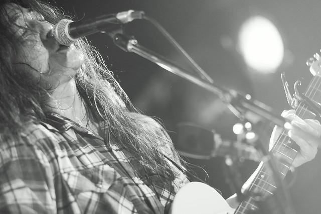 O.E. Gallagher live at Outbreak, Tokyo, 15 Feb 2015. 464