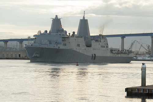 USS Green Bay Departs for Forward Deployment to 7th Fleet