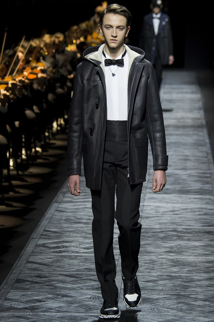 FW15 Paris Dior Homme009_Niels Trispel(VOGUE)