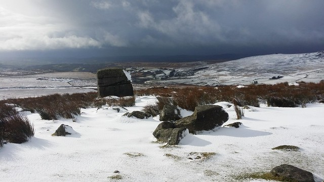 View from Little Mis Tor