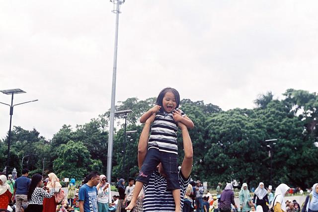 Psychogeography #3: Alun-Alun Bandung