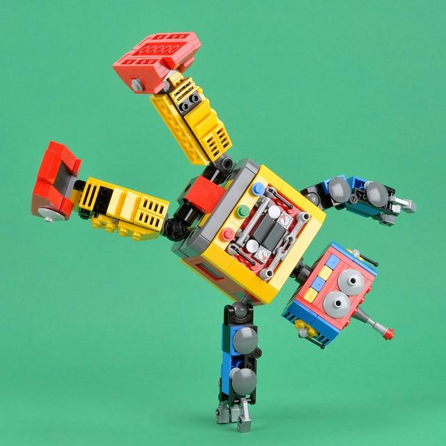 LEGO Creator - Clockwork Robot 31040