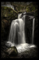Lumsdale Falls HDR