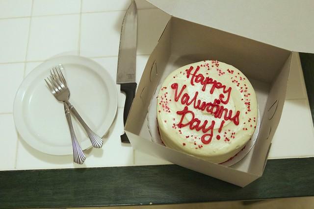 Susie Cakes Valentine Cake