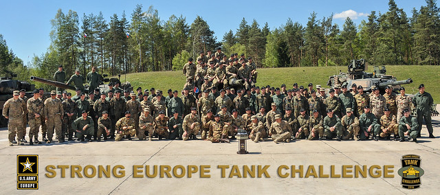 Strong Europe Tank Challenge 2016