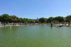 Basin @ Jardin du Luxembourg @ Paris
