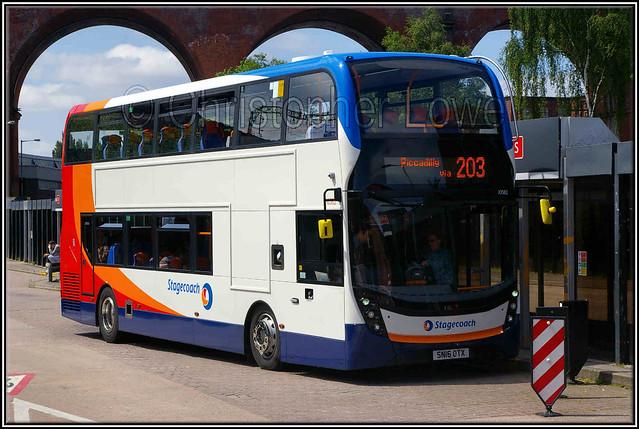 Stagecoach Manchester 10582.