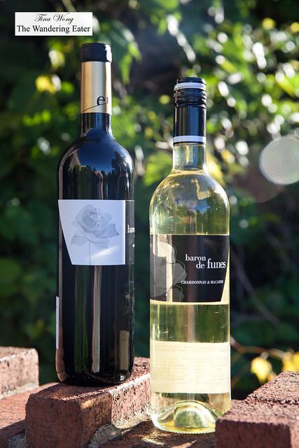 Baron de Funes wines