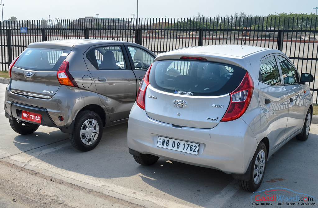 Datsun redigo vs Hyundai EON Comparison-2