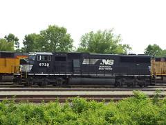 NS SD60M 6732