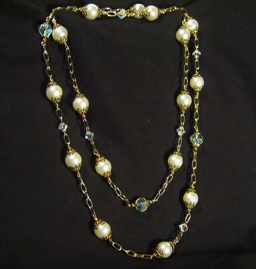 Coco Necklace ©2016 House Of Joris Jewelry