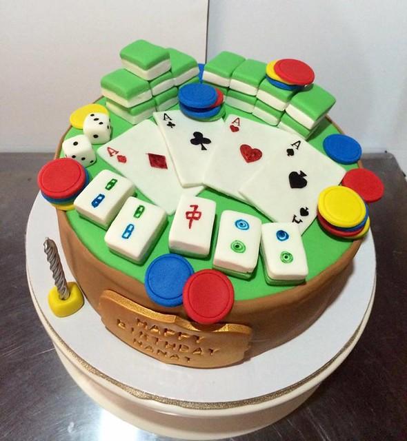 Gambler's Cake by Rachel Anne Fernandez Santos