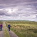 Wil Wilson & Karine Polwart at Fala Moor, Midlothian