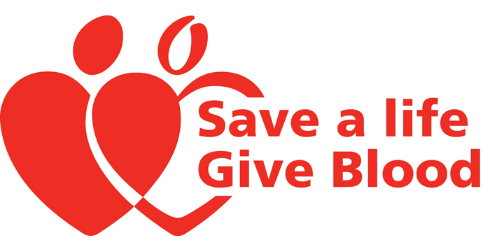 41. Give blood