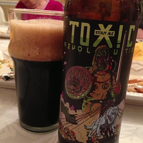 Three Floyds Toxic Revolution Stout