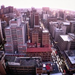 So many cool shots from tonight. #inter_view #jozimeetsberlin #joburgcity #thisisjozi
