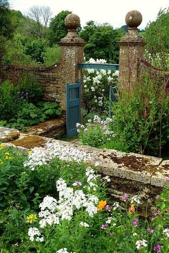 Garden at Snowshill Manor