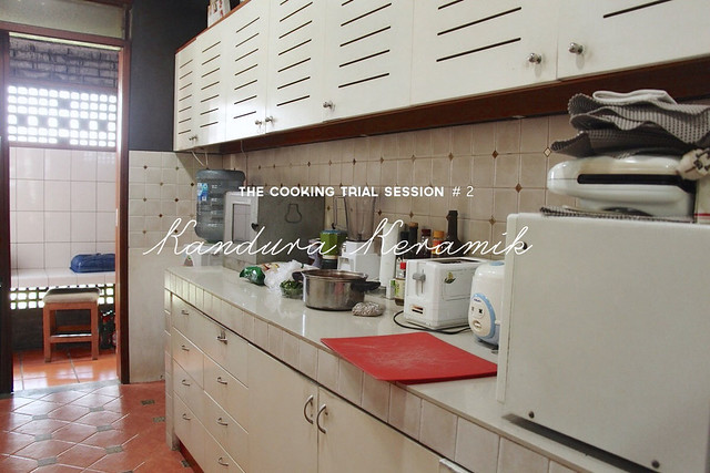 The Cooking Trial Session #2 with Kadura Keramik