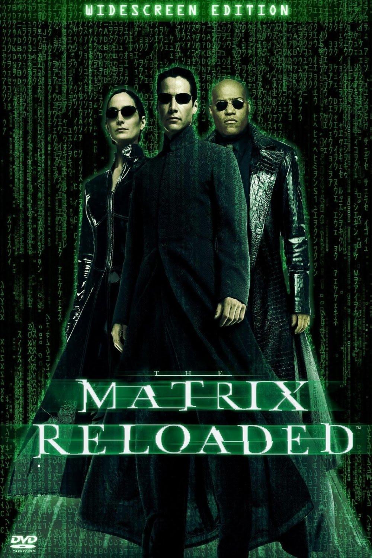 Imagen Matrix 2 : Recargado (2003)