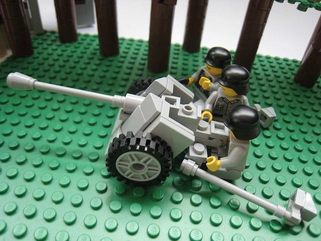 《GD》MOC - Pak 40 反戰車砲
