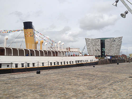 Nomadic and Titanic Building