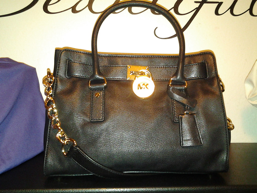 My First Michael Kors bag