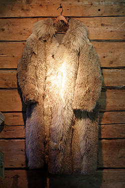 Fäviken fur coat