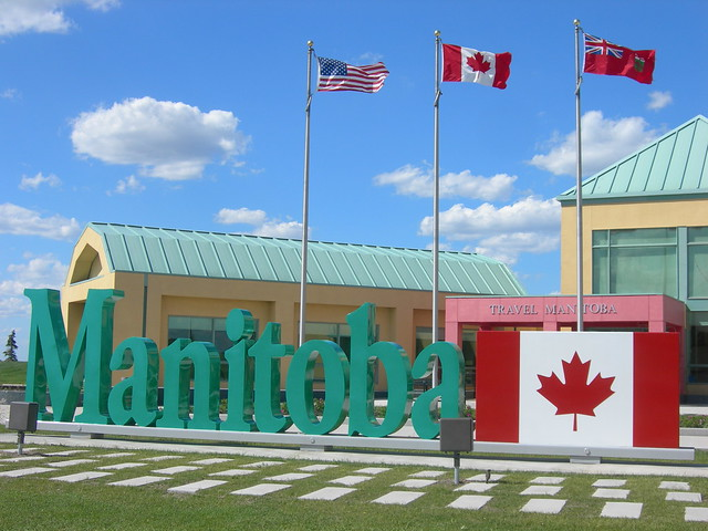 Manitoba Welcome Center