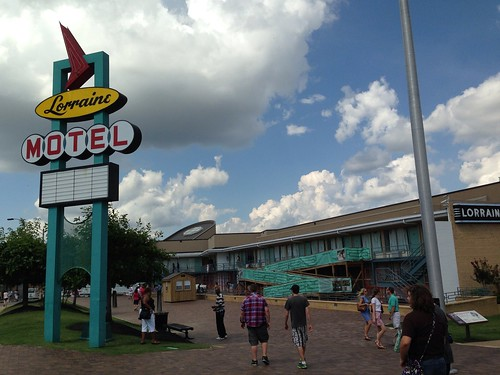 Lorraine Motel & National Civil Rights Museum - Memphis, TN