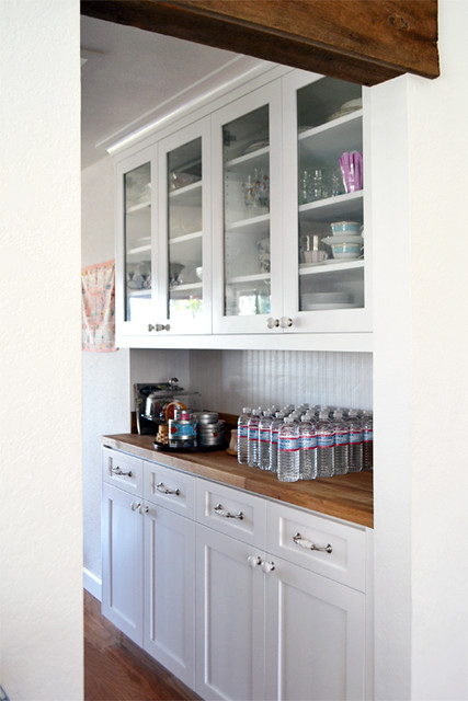Finished Pantry