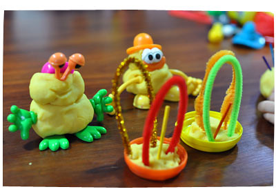 Playdough _ Yellow