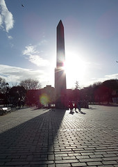 Obelisk of Thutmose III at Sultanahmet Square