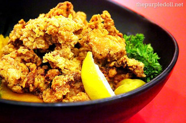 Chicken Karaage P258