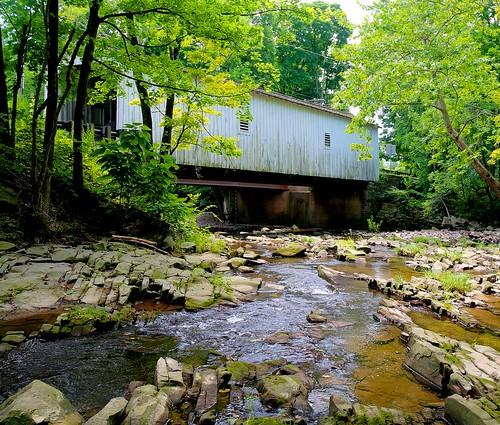bridge newjersey nj covered sergeantsville greensergeant greensergeants