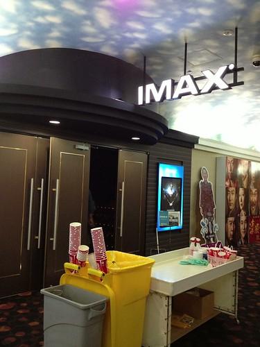 IMAXシアター入口 by haruhiko_iyota