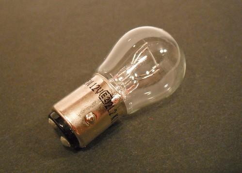 Taillight bulb