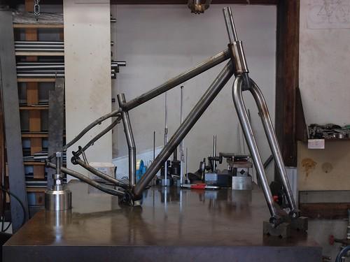 SCUBA Bikes 29+ TIG Welded MTB