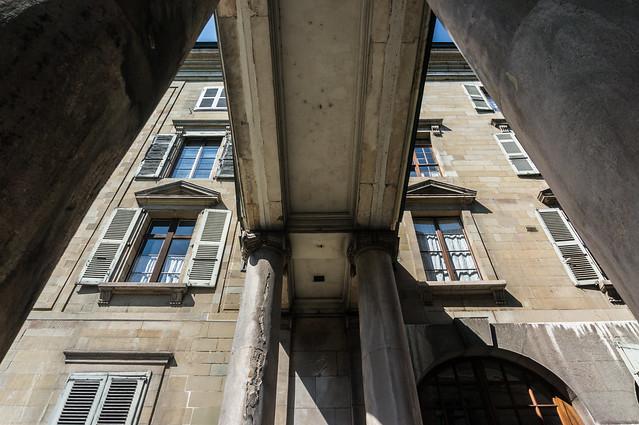Old Town, Geneva