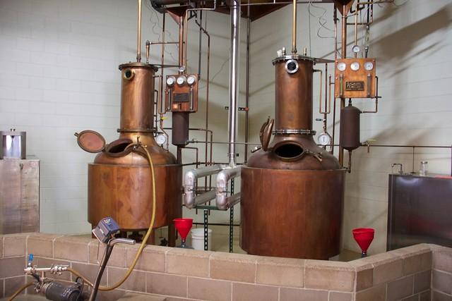 Second Still(s) at Stranahan's Distillery