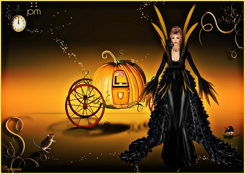 Halloween In PurpleMoon ... by ♥Caprycia♥